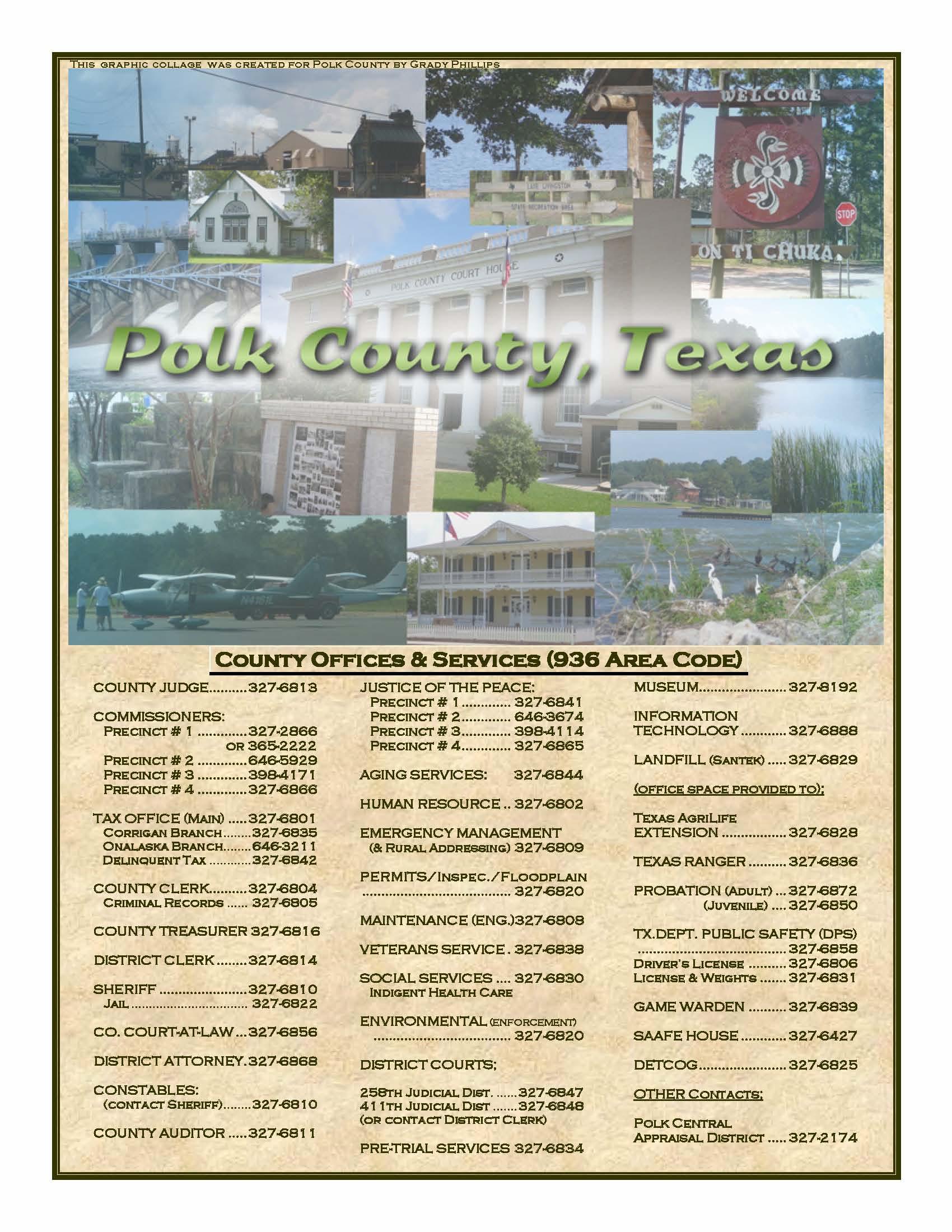 Polk County, Texas